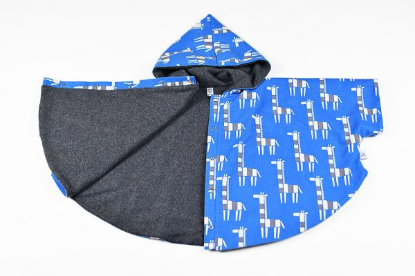 Capa abrigo Jirafas
