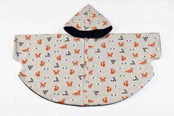 Capa abrigo Triangle Fox